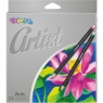 Kredki ołówkowe okrągłe Colorino Artist, 24 kolory